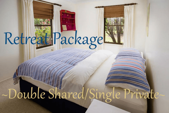 Yoga Retreat Package 1